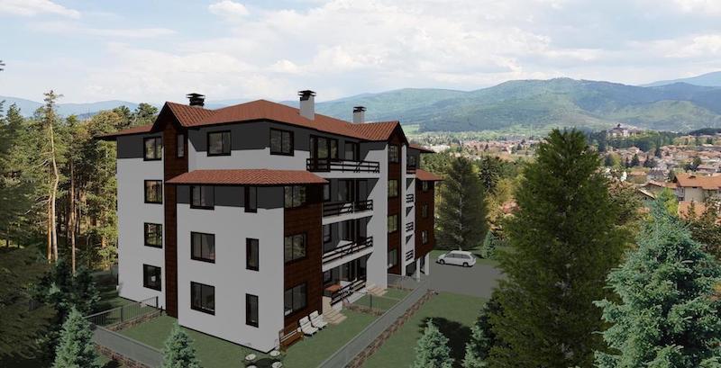Жилищен комплекс СЕЛЕНА -Велинград, продава луксозни апартаменти